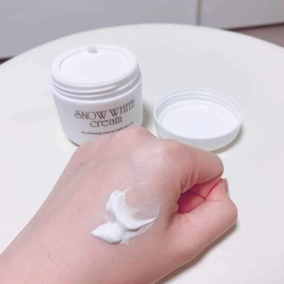 Kem dưỡng trắng Secret Key Snow White Cream 50g – Bonita Cosmetic Shop